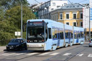 SL95-sporvogn i Oslo