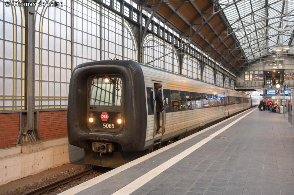 DSB MF 85 og 89 i Lübeck