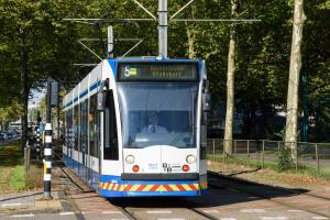 Siemens Combino i Amsterdam